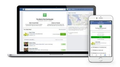 Facebook Safety Check For Natural Disasters - Prime Inspiration | Techlover | Scoop.it
