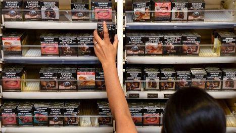 Londres adopte le paquet de cigarettes neutre | 16s3d: Bestioles, opinions & pétitions | Scoop.it