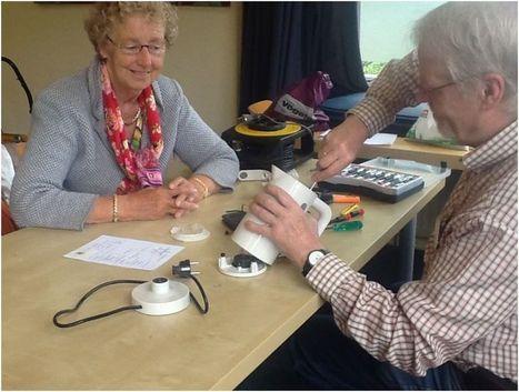 Repair Café met 'koffiespecial' - Radio 6FM | Repair Café Nieuws | Scoop.it