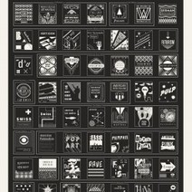 A Stylistic Survey of Graphic Design | Visual.ly | Graphic design | Scoop.it