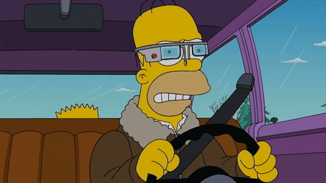 The Simpsons may have the smartest thoughts yet about Google Glass - The Verge | Future Technology Trends | Scoop.it