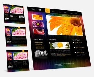 Pack Bundle HTML5 Templates site Web (Licence gratuite) | Time to Learn | Scoop.it