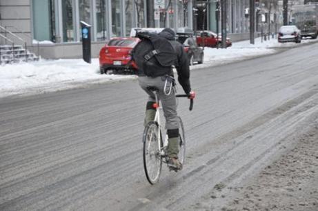 Un tour cycliste pour adopter le vélo d'hiver | Efficycle | Scoop.it