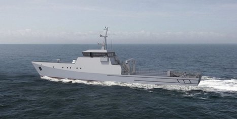 Euronaval 2014: Gabon contracts with Piriou for patrol vessels | Naval Defence | Scoop.it