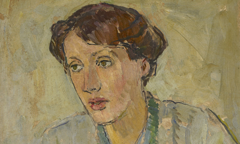 National Portrait Gallery to explore Virginia Woolf in portraits | Wilde About Australian Art | Scoop.it