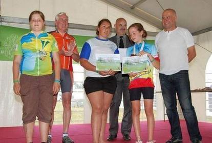 L'école de cyclotourisme au top | Autour de Nouan-le-Fuzelier | Scoop.it