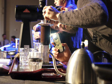 Top Recipes From The 2016 Midwest AeroPress Championship | Coffee News | Scoop.it