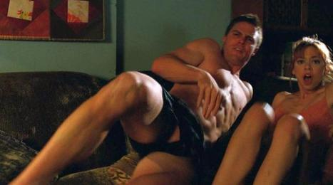 Stephen Amell hot: il boxer si sposta… | JIMIPARADISE! | Scoop.it