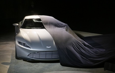 New James Bond Car Aston Martin DB10 Unveiled, Daniel Craig Gets To Drive The Beauty In 'Spectre' [SEE PHOTOS/VIDEO] | Muscle Bikes of America | Scoop.it