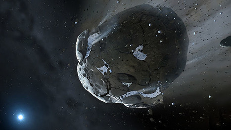 Asteroids should be colonized or used as transport to planets, Russian scientists say | The Blog's Revue by OlivierSC | Scoop.it