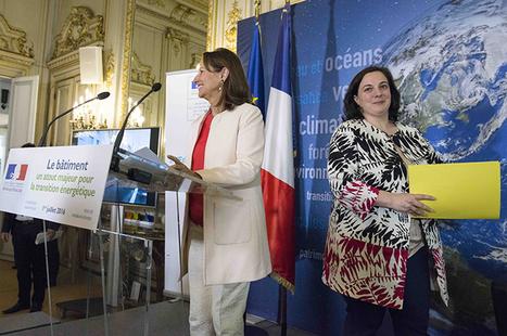 Application de la loi de transition énergétique - Ségolène Royal et Emmanuelle Cosse annoncent de nouvelles mesures pour mieux construire et rénover les bâtiments - Ministère du Logement et de l'Ha...   AMÉNAGEMENT DU TERRITOIRE, ENVIRONNEMENT, DÉVELOPPEMENT DURABLE   Scoop.it