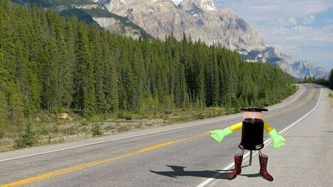Un robot autostoppeur va traverser le Canada | Robolution Capital | Scoop.it