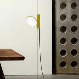 OK lamp revoking Castiglioni's Parentesi by Konstantin Grcic for Flos | Good Design Collection | Scoop.it