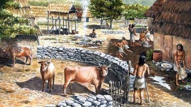 Ancient farmers used manure on crops | Aux origines | Scoop.it