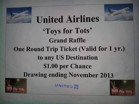 Exodus Toys for Tots Raffle | Top Toys For Christmas | Scoop.it