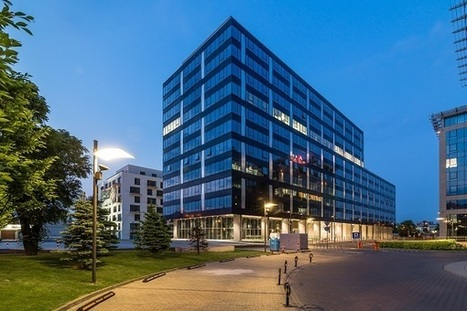 EurobuildCEE - JLL to manage Wołoska 24 in Warsaw | Real Estate Finance Poland | Scoop.it