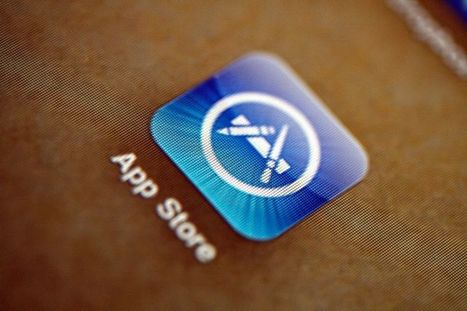 Facebook owns the four most-downloaded mobile apps in 2014 | mlearn | Scoop.it