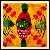 International Public Art Quilt with Artists 2 Africa- Jolyn Gardner Campbell | Arts, Films and Writing | Scoop.it