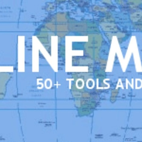 Online Maps: 50+ Tools and Resources | paprofes | Scoop.it