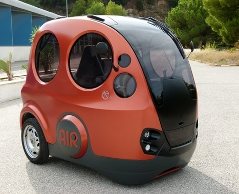 Air-powered Car Coming to India : Discovery News | Cool Future Technologies | Scoop.it