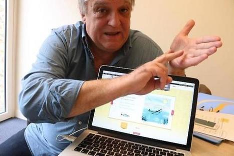 Internet. Il crée un site pour apprendre la langue des signes   La vie des BibliothèqueS   Scoop.it