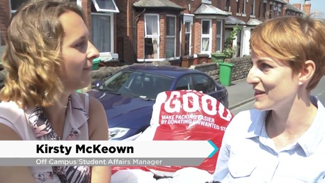 The horse and cart helping students donate to charity — NOTTS TV | Sustainable Universities | Scoop.it