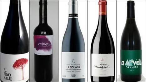 Los mejores vinos tintos de España por menos de 20 euros | LOS 40 SON NUESTROS | Scoop.it