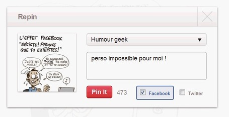 Pinterest : quatre astuces pour aller plus loin | INFORMATIQUE 2013 | Scoop.it