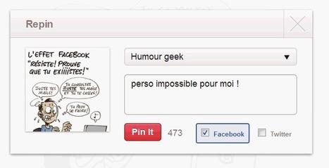 Pinterest : quatre astuces pour aller plus loin | Geeks | Scoop.it