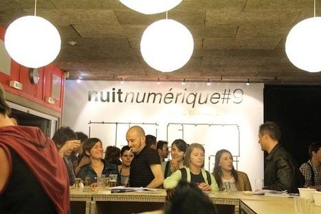 Retour sur la nuit numérique «Do It Yourself» à Reims | Knowtex Blog | Graphisme manuel - do it yourself | Scoop.it