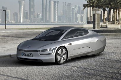 VW reveals new 300mpg coupe | Autocar | IRDI | Scoop.it