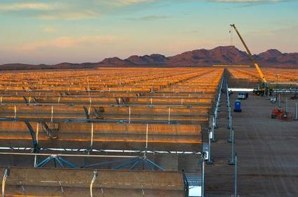Thermal storage gets more solar on the grid | Ecological Education | Scoop.it