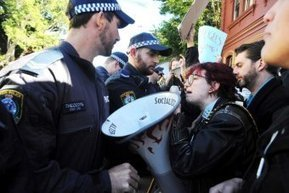 Angry protesters confront Prime Minister Kevin Rudd in Sydney over asylum policy - ABC News (Australian Broadcasting Corporation) | Australian Governments asylum seekers policies create protest | Scoop.it