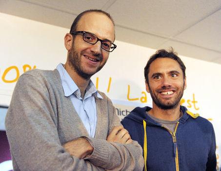Michel et Augustin au-delà du «fun» | Planner digital | Scoop.it
