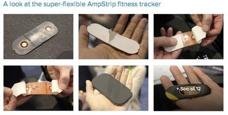 The future of fitness could just be a chest-worn sticker | Amazing Science | Scoop.it