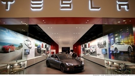 Tesla finds friends in the FTC | News Pop | Scoop.it