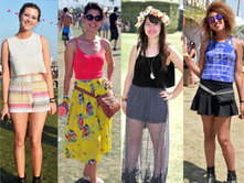 Coachella Street Style: Loads of summery festival fashion inspiration | Sugarscape | Fashion Weeks & Street Style | Scoop.it
