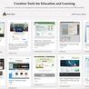 Web 2.0 Tool Lists for Educators