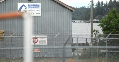 Foot ferry a step closer as company, city reach deal on waterfront terminal ... - Nanaimo Daily News   Urban Water Transportation - Ferries   Scoop.it