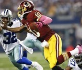 """RG3 doesn't want anyone telling him """"how to play this game"""" - NBCSports.com 
