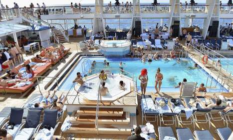 Cruises get cool as young people take to the seas to get away from it all | cruisesgetaway | Scoop.it