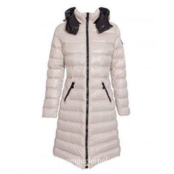 Newest! Moncler Moka Long Puffer Coat Women In White [20141104#moncler] - $308.00 : Cheap Moncler Online Store,Cheap Moncler Coats, Moncler Jackets Outlet,Moncler Vests and Moncler Accessory | cheapmoncleroutlet2014. | Scoop.it