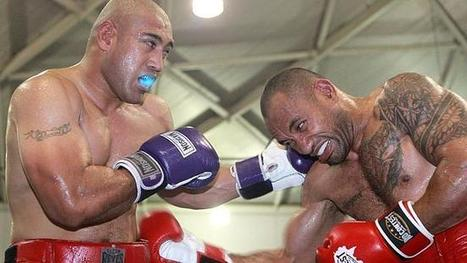 Solomon Haumono joins Alex Leapai's sparring team ahead of world title fight - Courier Mail | Personal Training | Scoop.it