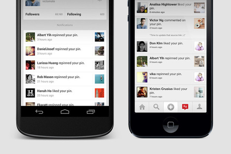 Oh, How Pinteresting!, Pinning On The Go Just Got Better | 20 Something | Scoop.it