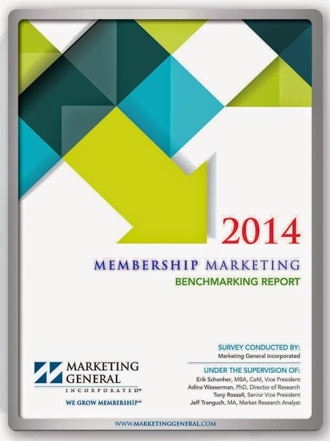 Get Your Copy of the 2014 Membership Marketing Benchmarking Report | Chambers, Chamber Members, and Social Media | Scoop.it