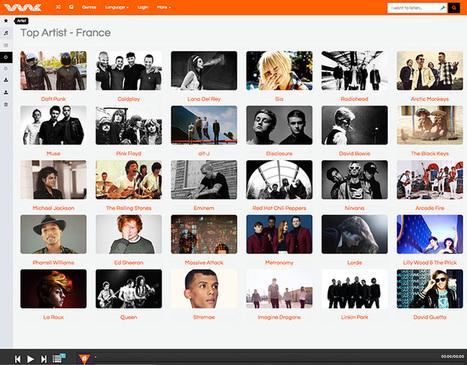 Wave : plus besoin de payer pour écouter de la musique en ligne | Geek or not ? | Scoop.it