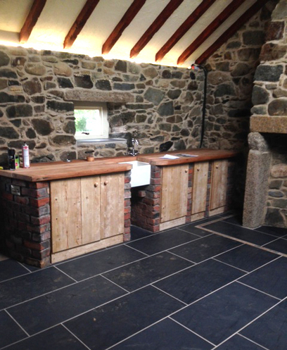 Kitchen Out Of Reclaimed Materials | Wilsons Conservation Building Products | Scoop.it