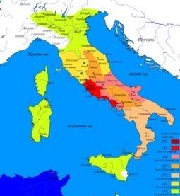 Expansión romana enItalia | Mundo Clásico | Scoop.it