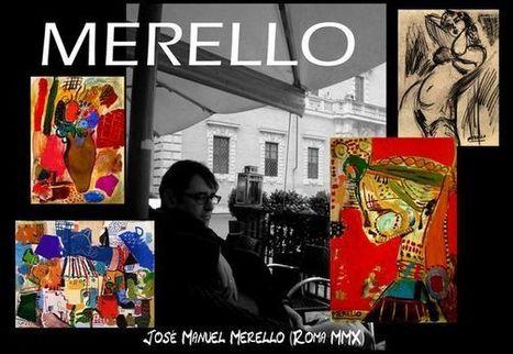 Art Moderne,Artistes,PEINTRES ESPAGNOLS. MERELLO, Expressionnistes espagnols. Art contemporain 2012. Peinture moderne siècle 21e. Art Actuel. | Paintings & any Creative Art | Scoop.it