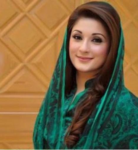 Maryam Nawaz Sharif - Marriage Husband & children | Custom Logo Design - Web Graphic Designing services Company | Scoop.it